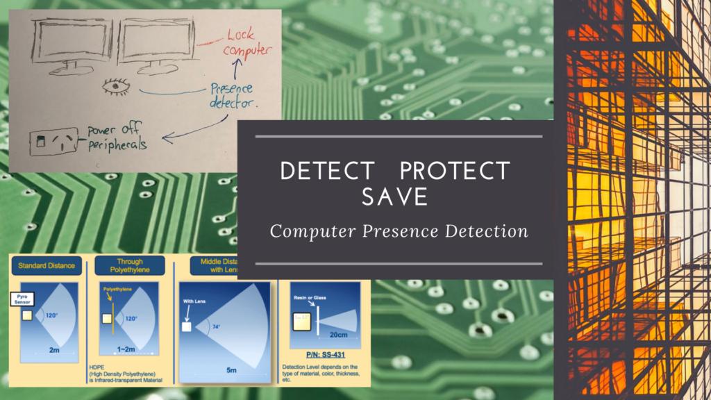 Computer Presence Detector