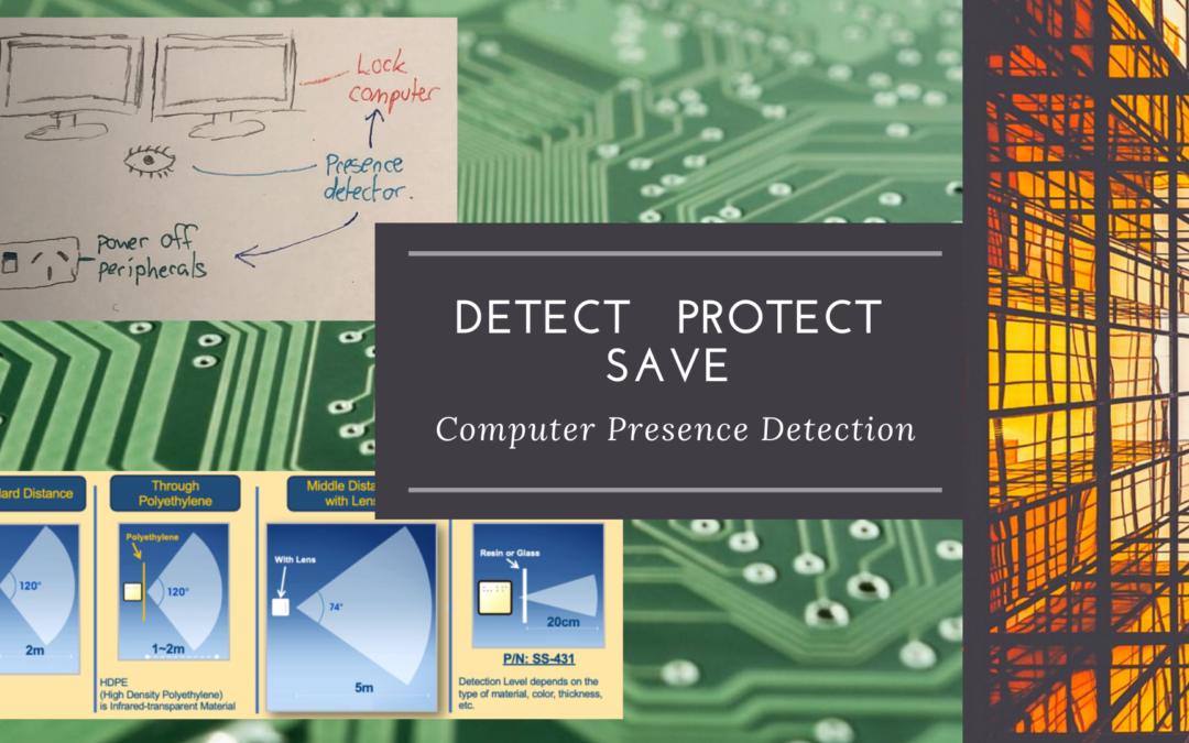 Computer Presence Detector Project